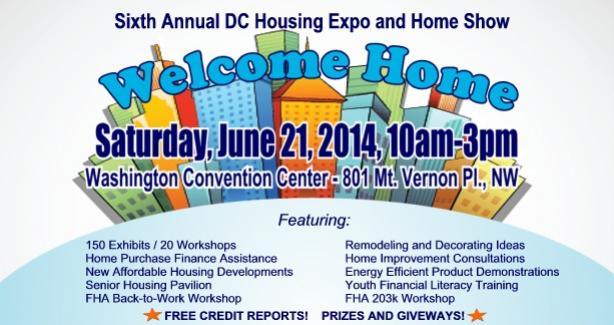 Annual DC Housing Expo and Home Show information