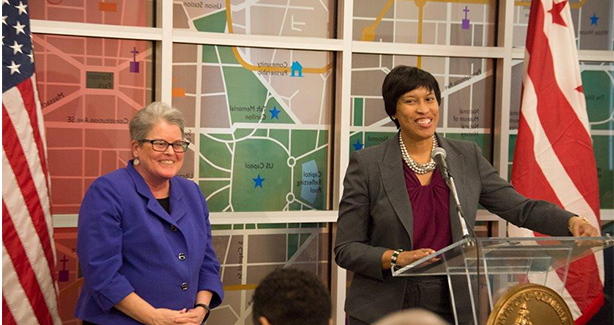 Mayor Bowser Announce 2015 RFP Awardees image