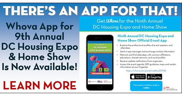 2017 housing expo Whova app