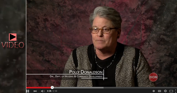 Director Donaldson Profile Video