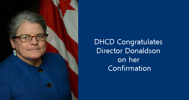 Polly Donaldson Confirmed as DHCD Director