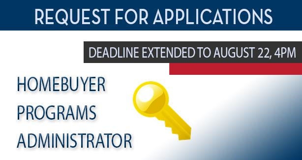 Apply Here for DHCD Funding Opportunity as a Homebuyer Programs Administrator (HPA)