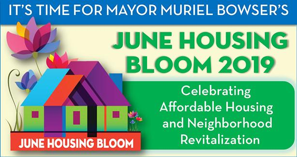 June Housing Bloom