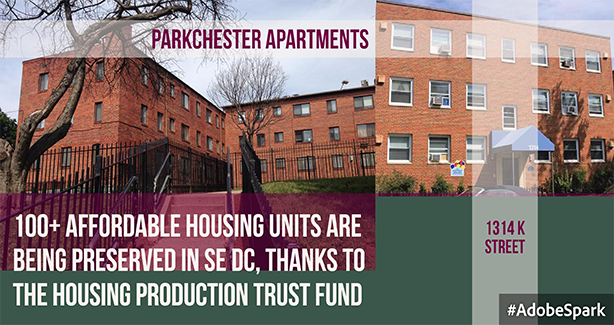 Parkchester and K Street Affordable Units