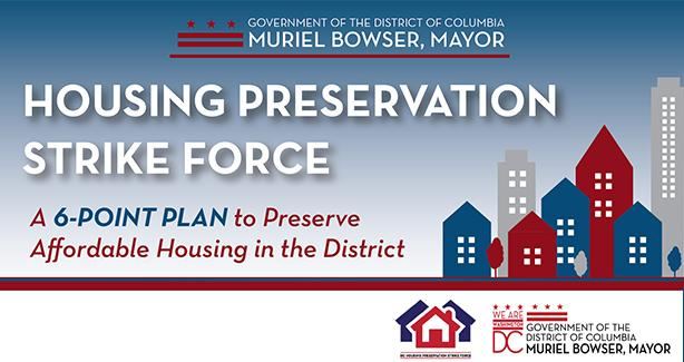 Housing Preservation Strike Force Report