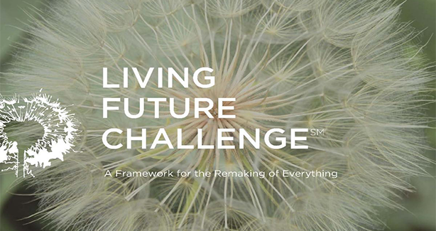 Living Future Challenge Housing Project graphic