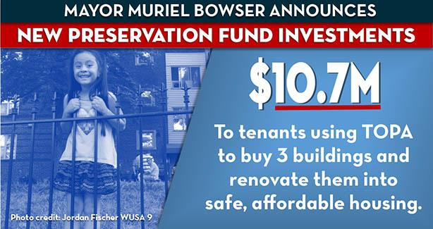 Preservation Fund text