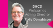 DHCD Welcomes Polly Donaldson