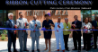 Trinity Plaza Ribbon Ceremony