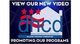 View our new video promoting our programs