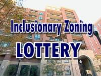 Inclusionary Zoning Lottery image