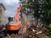 2228 MLK site demolished