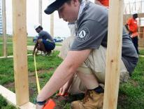 DC HABITAT'S HOMES FOR VETS CAMPAIGN Graphic
