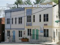 Property Acquisition and Disposition